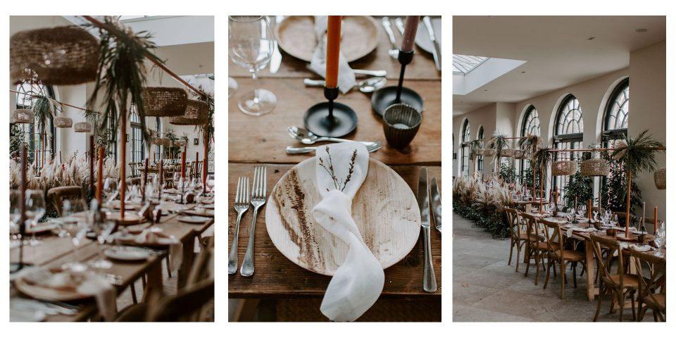 Beach Desert Styling Wedding Fig House